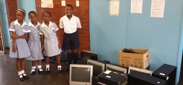 Donation of Computers